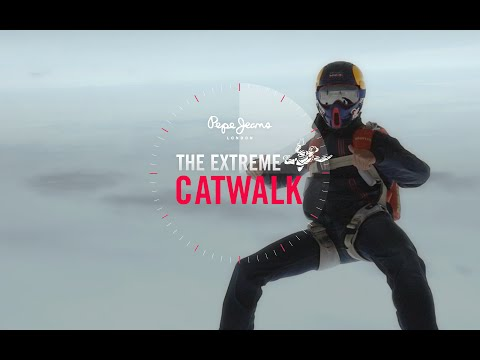 The Extreme Catwalk, introducing Pepe Jeans�� Infiniti Red Bull Racing Collection