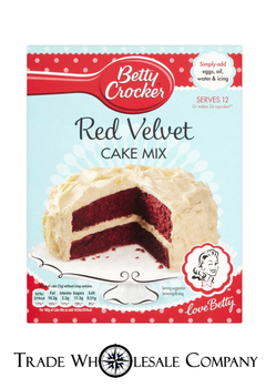 Betty Crocker Red Velvet Cake Mix - Buy Betty Crocker,Cake ...