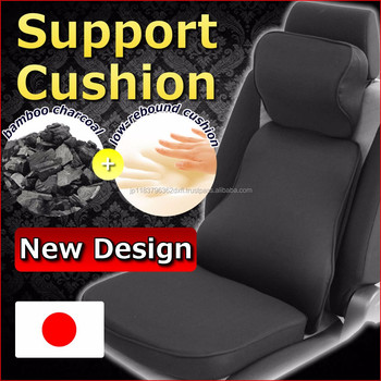 Comfortable Low Rebound Car Seat Cushions For Short Drivers - Buy ...