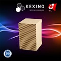 Aluminum Porcelain Monolith Honeycomb ceramic substrate for RTO RCO