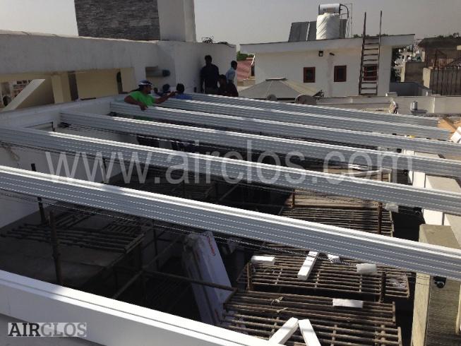Retrattile tetto in vetro sunroom e la casa di vetro id prodotto 50016910118 - La casa di vetro ...