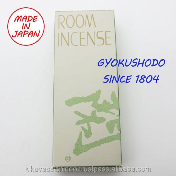 Kan - Aloeswood Mini Incense Sticks, Gyokushodo, Room Incense, Small Box
