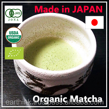 Japanese famous organic tea manufacturer/japanese tea matcha high quality powdered instant green tea 20g tin can