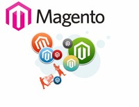 Magento website design UK