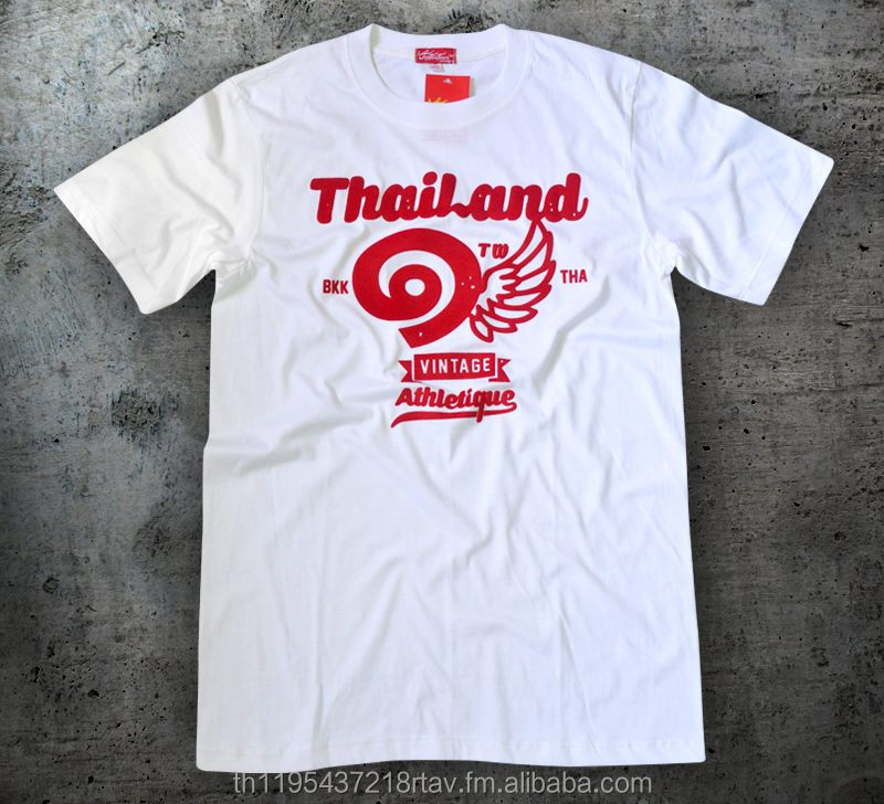 New Design Fashion T shirt Thailand Number 1 Athletique