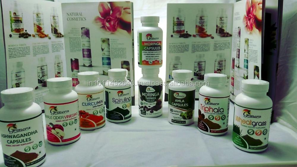 malunggay veggie capsule/moringa slimming capsule