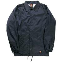 New custom made polyester / nylon water proof coach windbreaker jackets