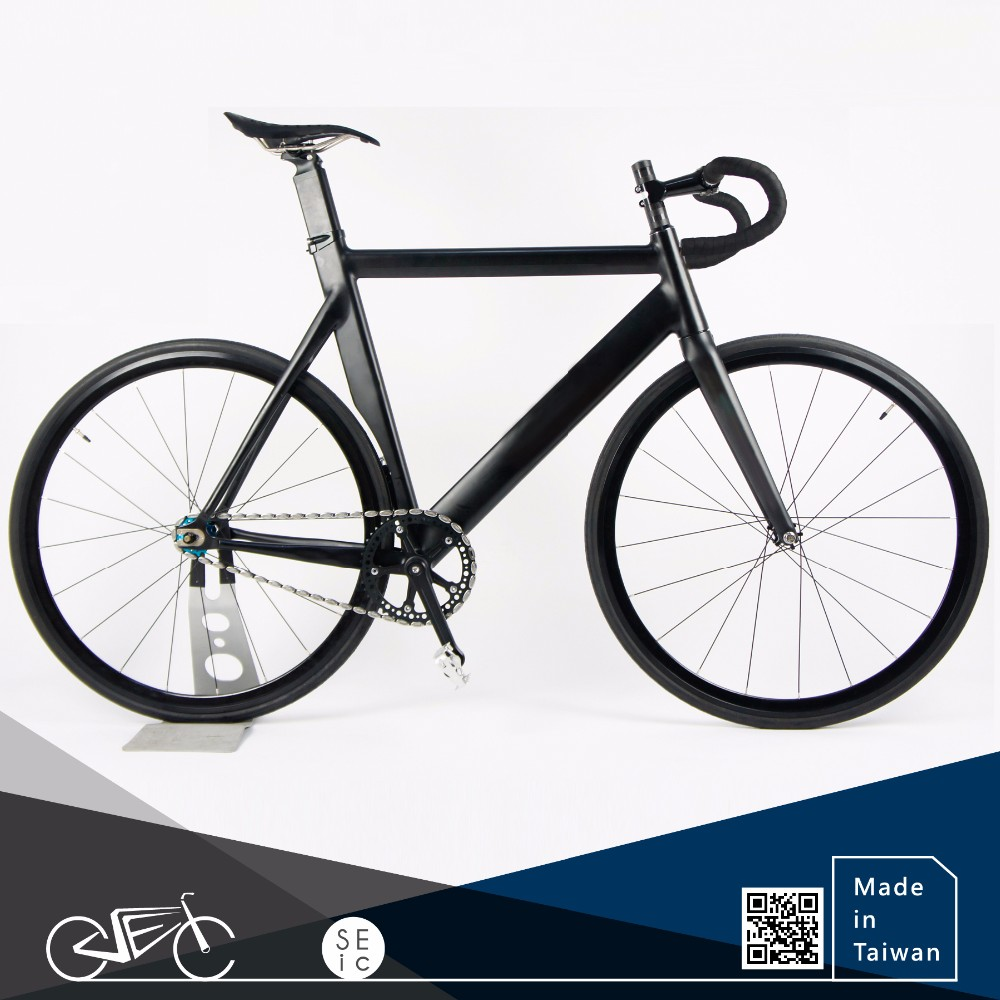 NEW Design Track Fixed Gear Bicycle frameset Alloy Race Bike Frame set