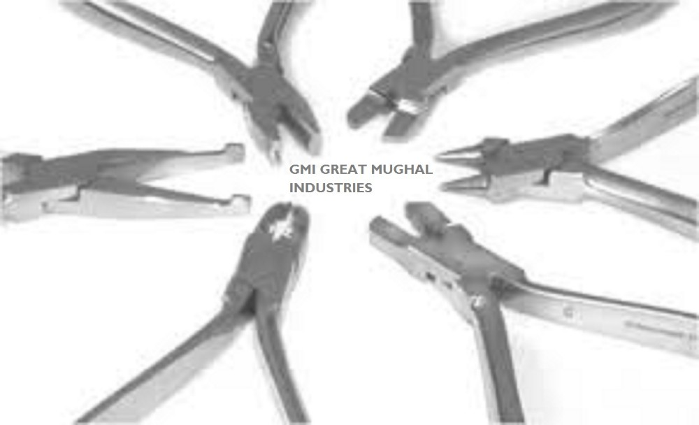 Bracket Removing Orthodontics Pliers dental instruments GM837
