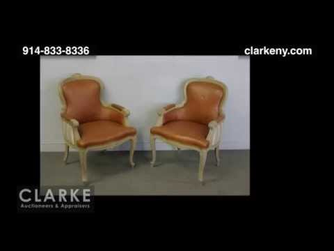 Antique Furniture | Louis XV Style Chairs | Auction Results