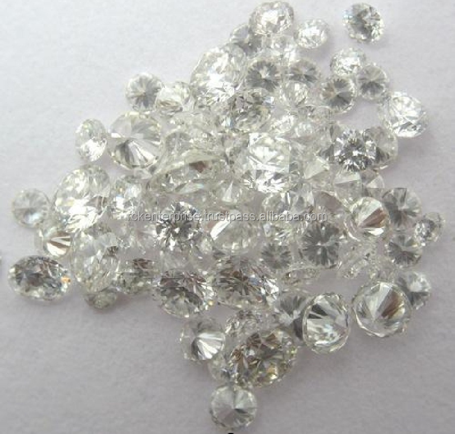 Genuine F to H Color CVD Synthetic loose Diamonds Lot for Sale