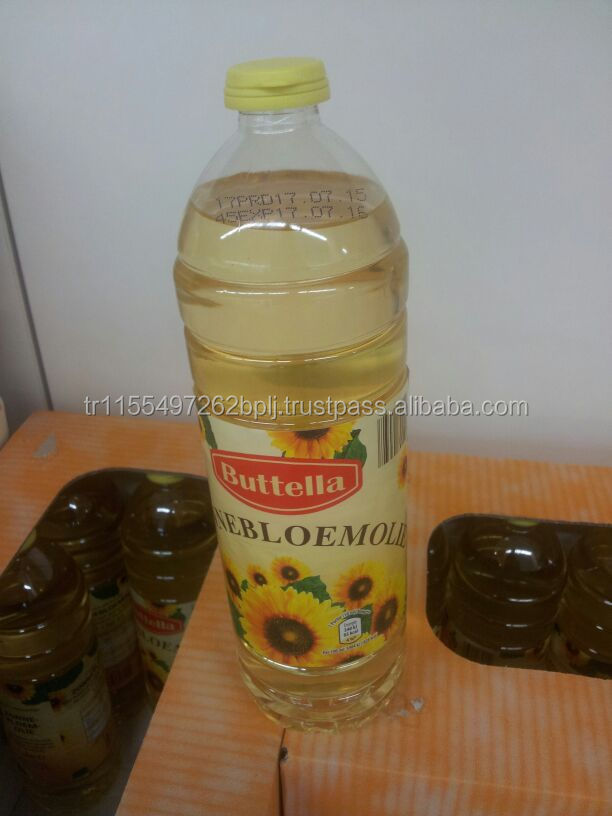 Ukraine 100% Refined sunflower edible oil
