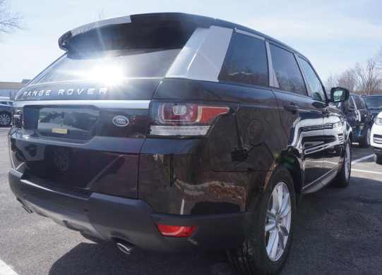 New Land Rover Range Rover Sport HSE SUV