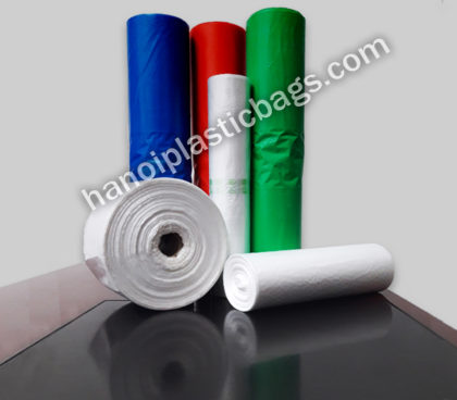 hdpe/ldpe plastic freezer bags on roll