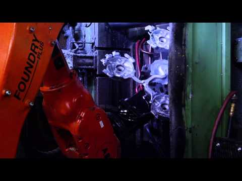 ABB Robotics - Electric Motor Manufacturing at Baldor ABB)