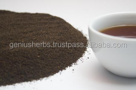 Natural CTC Organic tea (09022090) manufacturers