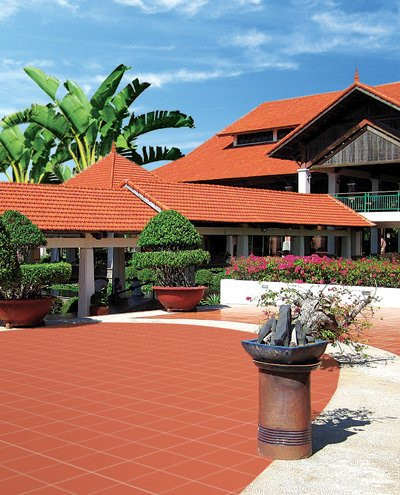 Vietnam Number One Terracotta Floor Tiles