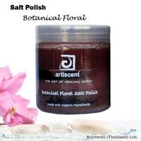 Aroma Salt Polish Floral - Natural Spa Products