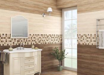 2017 Baru Alami Desain Keramik Dinding Tile Untuk Dapur R Mandi Dan