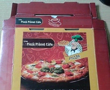 Logo Printing Pizza Boxes(PB 09)In Ludhiana