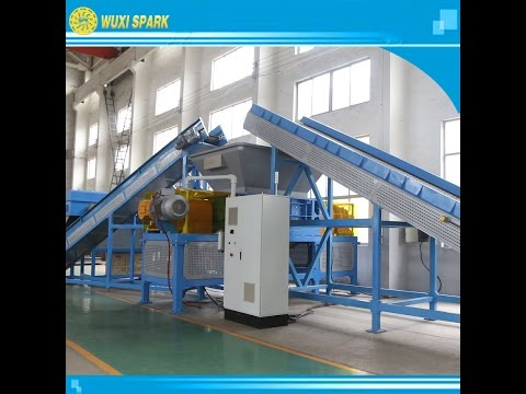 high capacity car crusher machine for sale, used car shredder for sale