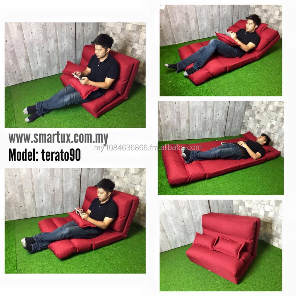 Malaysia Japanese Futon Sofa Bed Tatami