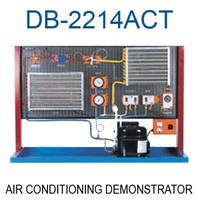 Air Conditioning System Trainer/Air-condition Training System/DB-2214ACT Air Condition Laboratory Training Unit