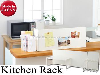 Arnest Japanese Home Furniture Storage Organization Kitchen Counter  Condiment Seasoning Holder Racks Stand Made In Japan