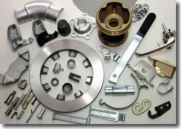 Taiwan Vendor OEM Zinc Die Casting Products