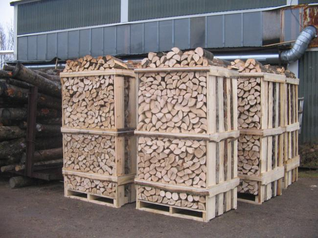 100% top quality beech cut in quarters firewood