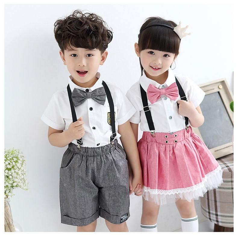 Yy Xf0700 Primary School Baby Korean School Girls Uniform