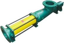 'SNA' Series Industrial Pumps for handling abrasive slurry, aggressive or reactive chemicals, to viscous liquids, oils,