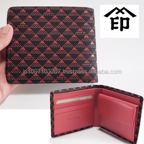Traditional Handicrafts Ladies Leather Wallet Made In Japan Buy