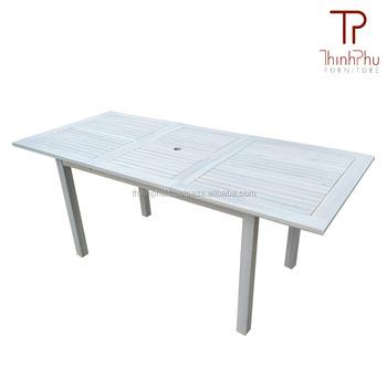 Extengy-rallonge De Table-vietnam Meubles D\'extérieur De Haute Qualité -  Buy Table De Jardin,Mobilier D\'extérieur Vietnam,Mobilier D\'extérieur En  Bois ...