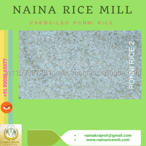 Parboiled Ponni Rice Manufacturers In India - Buy Parboiled Ponni Rice  Manufacturers In India,Medium Grain Parboiled Rice 5% Broken  Supplier,Indian