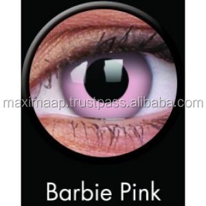 CONTACT LENS ColourVUE Crazy Lens Barbie Pink