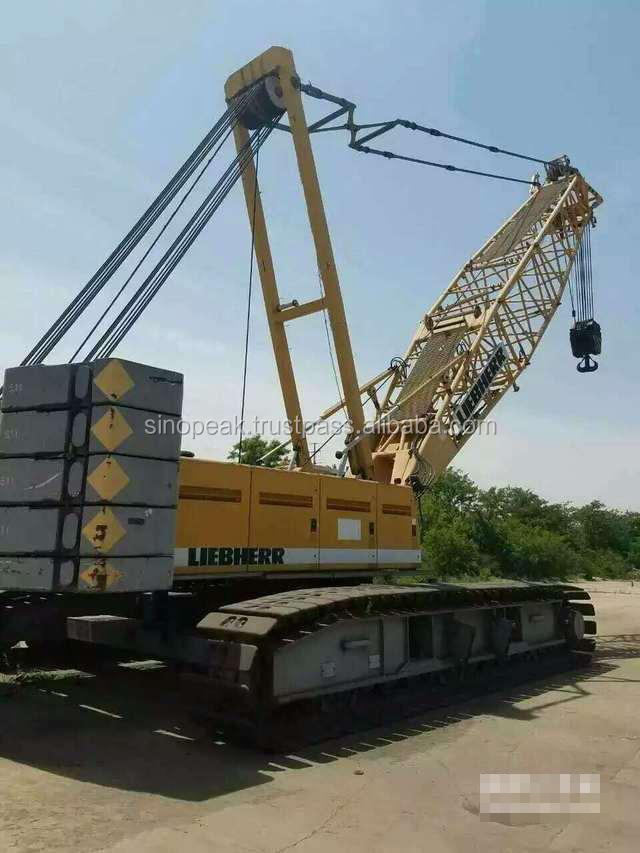 Used Liebherr 160 Ton Crawler Crane,Liebherr Crawler Crane Lr-1160 - Buy  160 Ton Crawler Crane,Liebherr Crawler Crane,Liebherr 160 Ton Crawler Crane