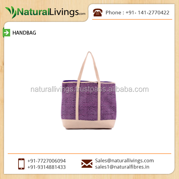 Modern Design Premium Quality Tote Handbag for Bulk Buyers