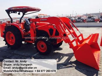 Kubota traktor l5018 frontlader la588t landwirtschaftliche typ