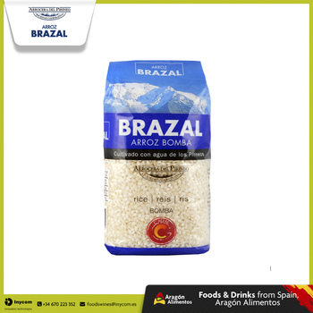 Spanish White Rice Short Grain ideal for Paella and Sweet Dishes Wholesale | Bomba | Arrocera del Pirineo