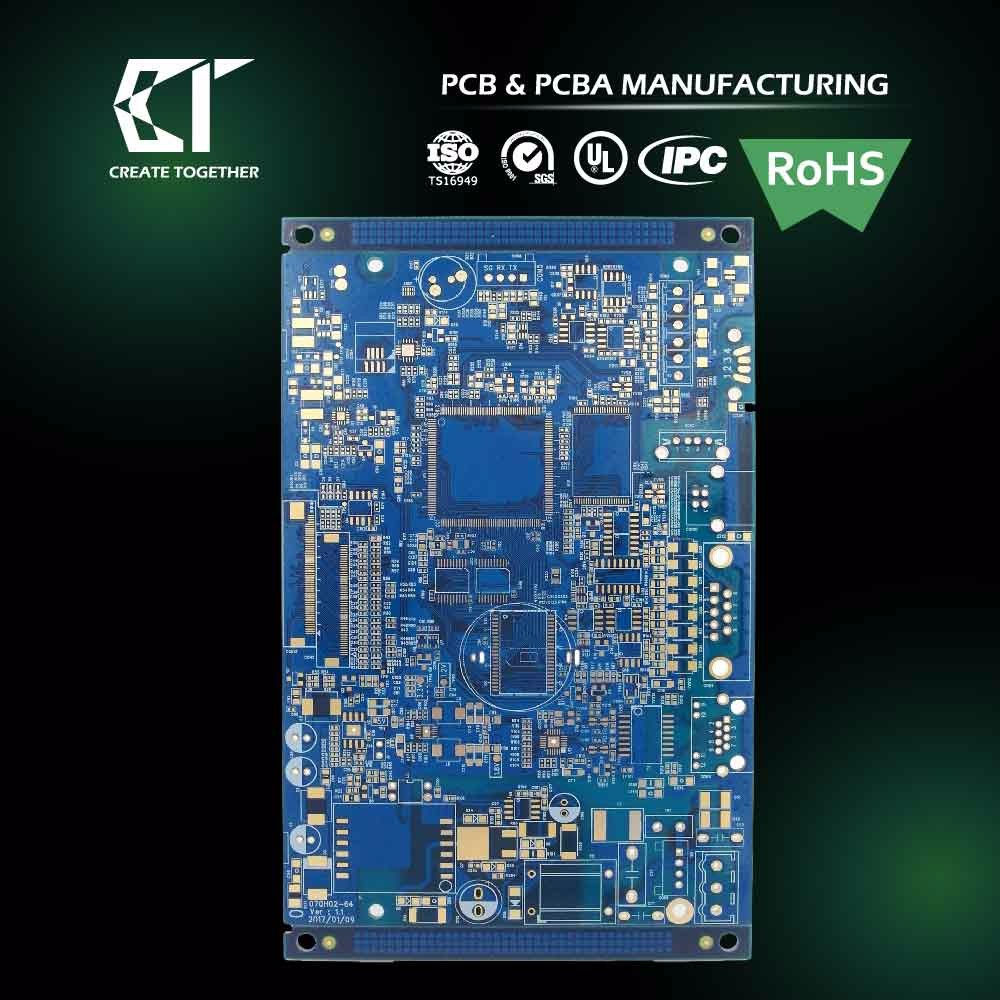 Pcb Manufacturing Printed Circuit Board Fabrication And Assembly Process A Step By Guide