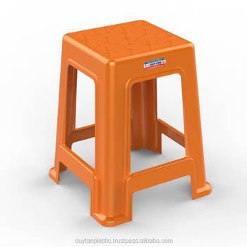 Chaises En Plastique Empilable Confortable Bb MASTER HAUTE TABOURET DUY