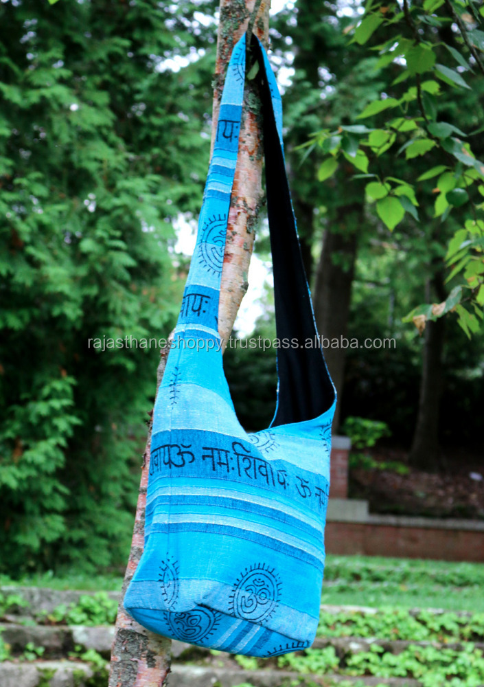Indian Handmade Boho Hippi Jhola Bag