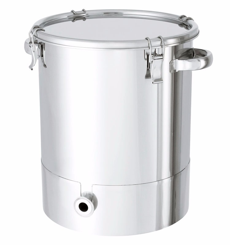 Durable and High quality 200 liter stainless steel tank with slant bottom at reasonable prices , small lot order available
