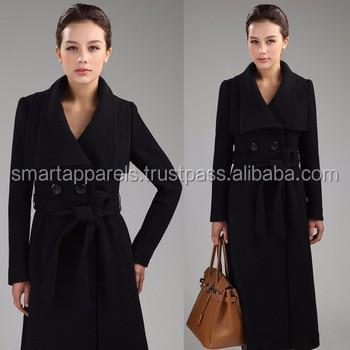 Wool Women Long Coat Turkey - Buy Ladies Wool Long Coats ...