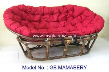 Indoor Rattan Furniture Malaysia Sofa Bed And Comfortable Home Living Room Set With Antique Style