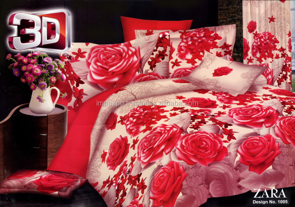 3d Bed Sheet / bed Sheet / Bed Sheet Set / bed sheet faisalabad