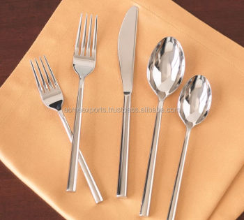 Stainless Steel High Quality Cutlery Set For Wedding