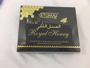 Etumax Royal Honey Him Vitality Honey Honey For Energy
