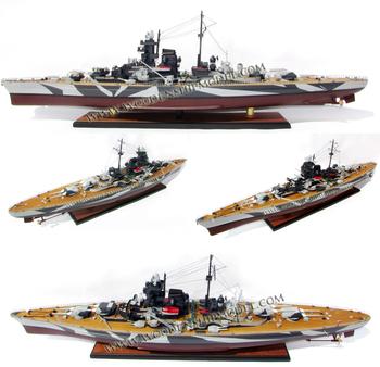 Tirpitz Savaş Gemisi Modeli Ahşap Savaş Gemisi Buy Eski Gemi